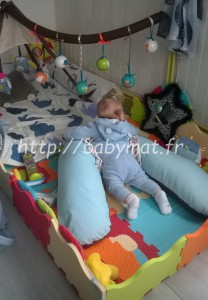 test du tapis mousse animaux de chez ludi baby 39 mat la. Black Bedroom Furniture Sets. Home Design Ideas