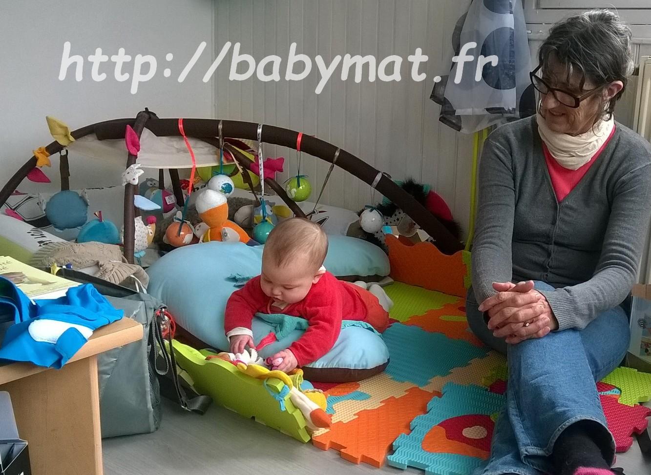 comment pratiquer une motricit 233 libre avec un b 233 b 233 rgo baby mat la veille de la pu 233 riculture